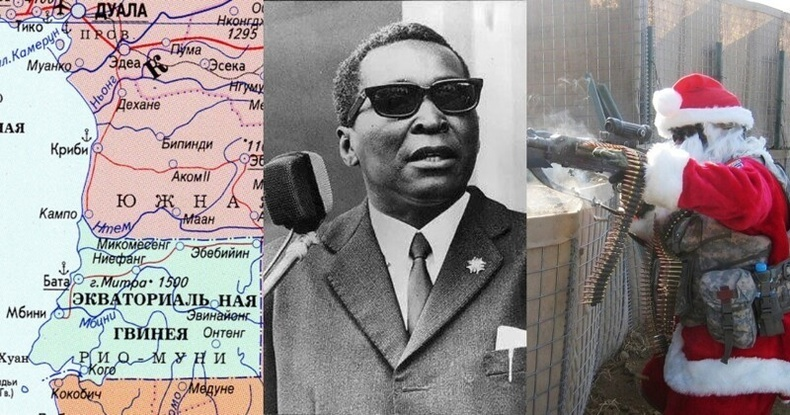 Африкийн аймшигт дарангуйлагчийн итгэмээргүй түүх