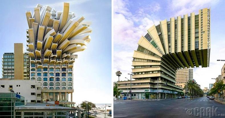 Бонус: Ер бусын архитектур