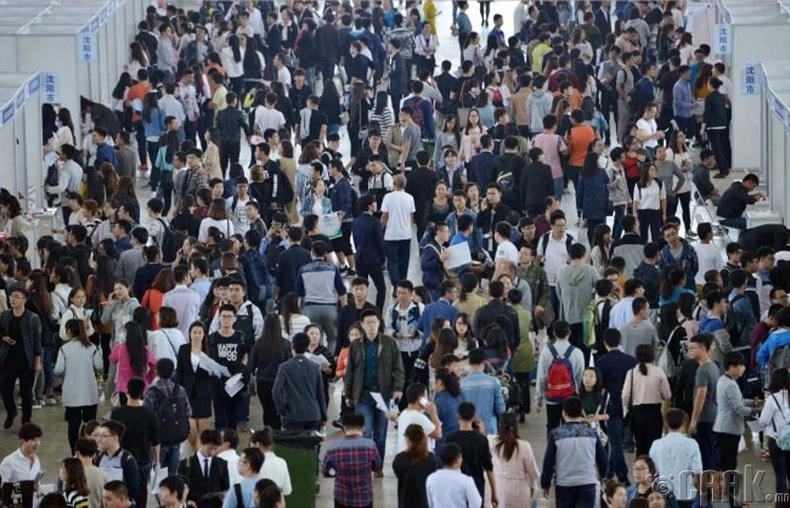 Дэлхийн хүн ам 8 тэрбумд хүрнэ - 2025 он