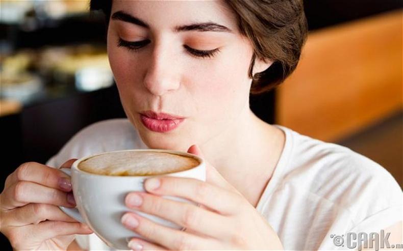 Кофе уух нь эрүүл мэндэд муу юу?