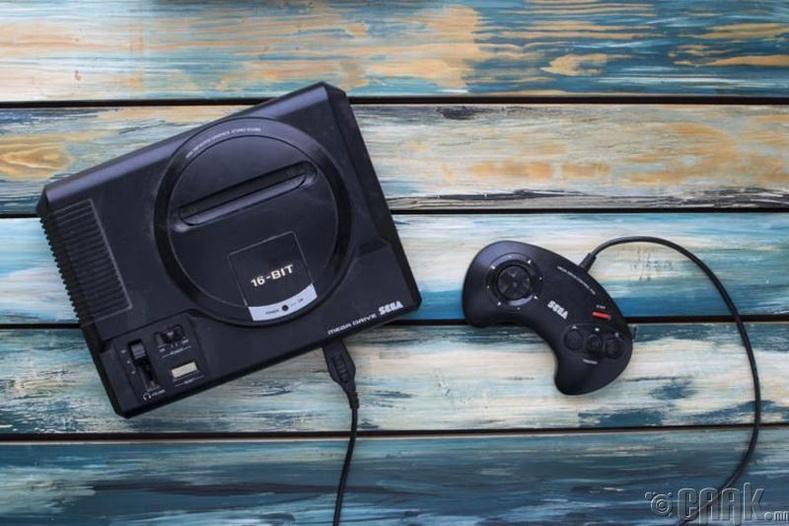 """""""Sega Genesis"""""""