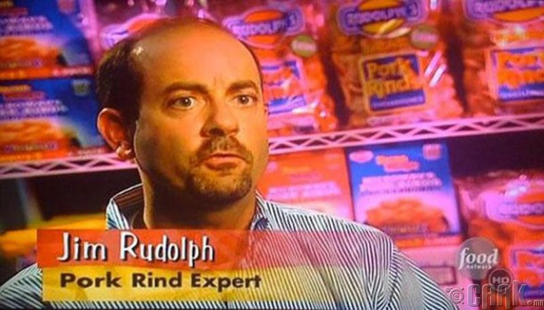 Жим Рудольф, шарсан гахайн арьсны мэргэжилтэн