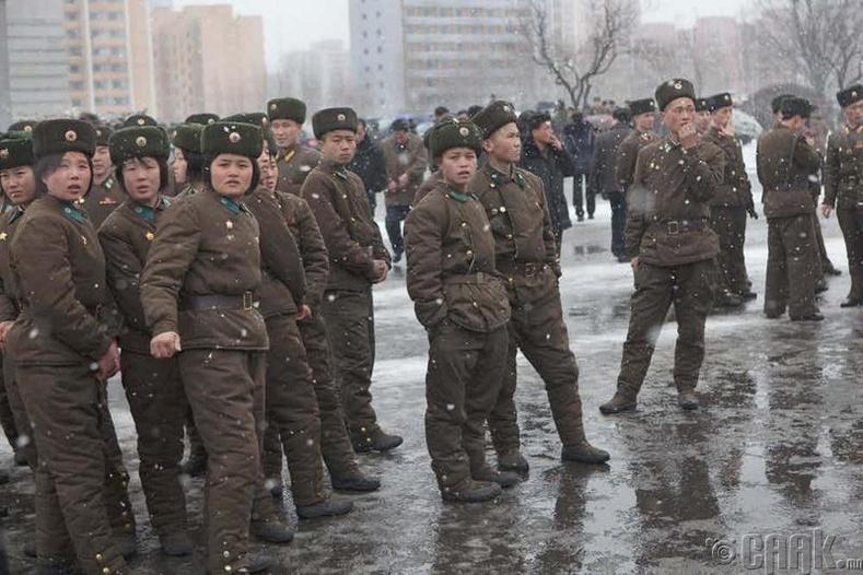 Хойд Солонгосын хорих лагер