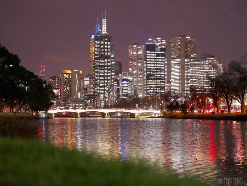 Мельбурн, Австрали (Melbourne, Australia)