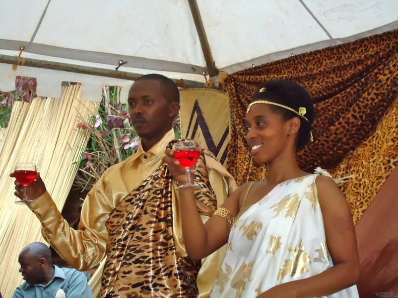 Нударга зөрүүлэхэд буруу юм байхгүй - Руанда улсын Бахуту омог