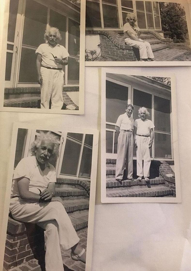 """""""Дээврийн өрөөгөө ухаж байгаад эмээгийн үеэл болон түүний найзын зургийг оллоо.""""."""""""