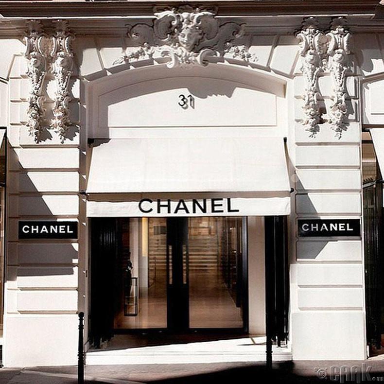 """""""House of Chanel"""" загварын ордон Парисын алдарт Камбон дүүрэгт байрладаг"""