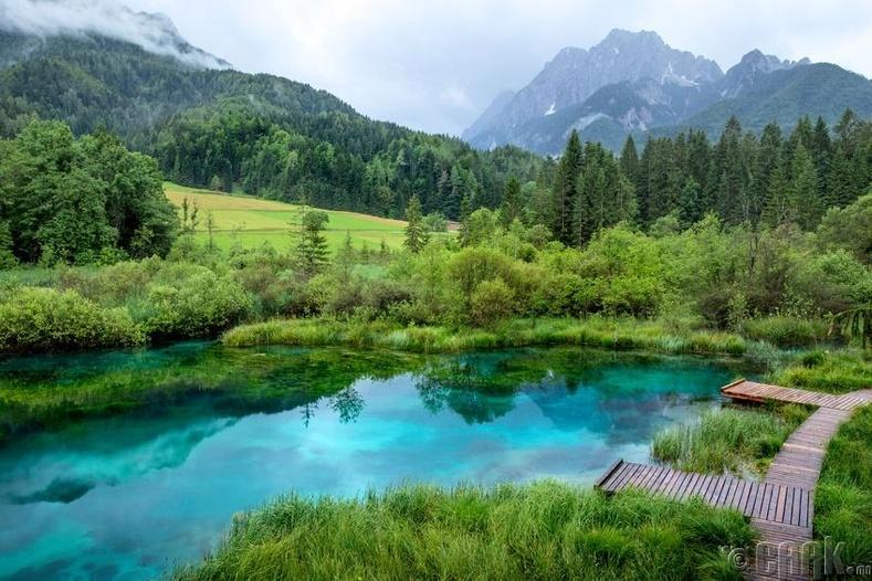 Юлийн Альфийн уулс - Словени