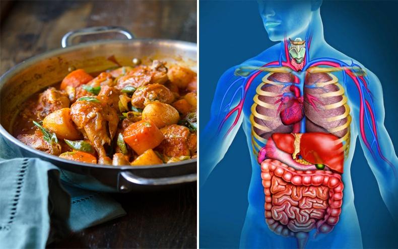 Байнга халуун ногоотой хоол идвэл бидний биед юу болох вэ?