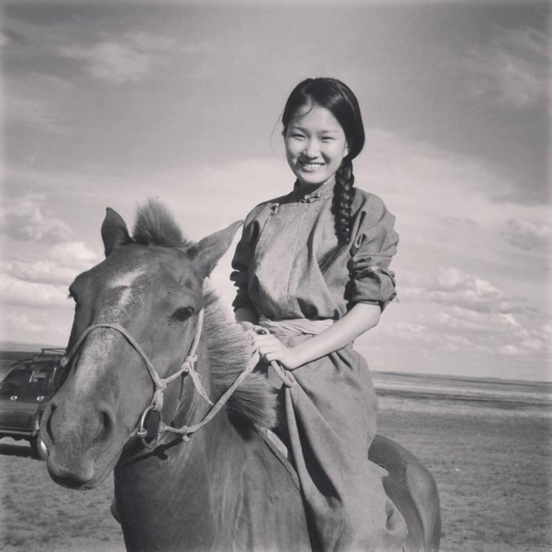 Монгол элдэв зураг (106 фото) №32