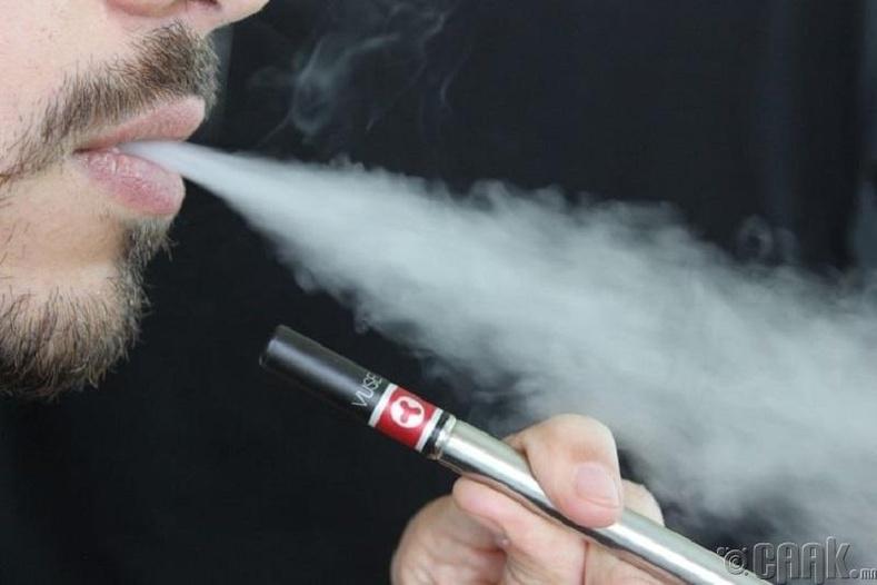 Электрон тамхи хэрэглэх
