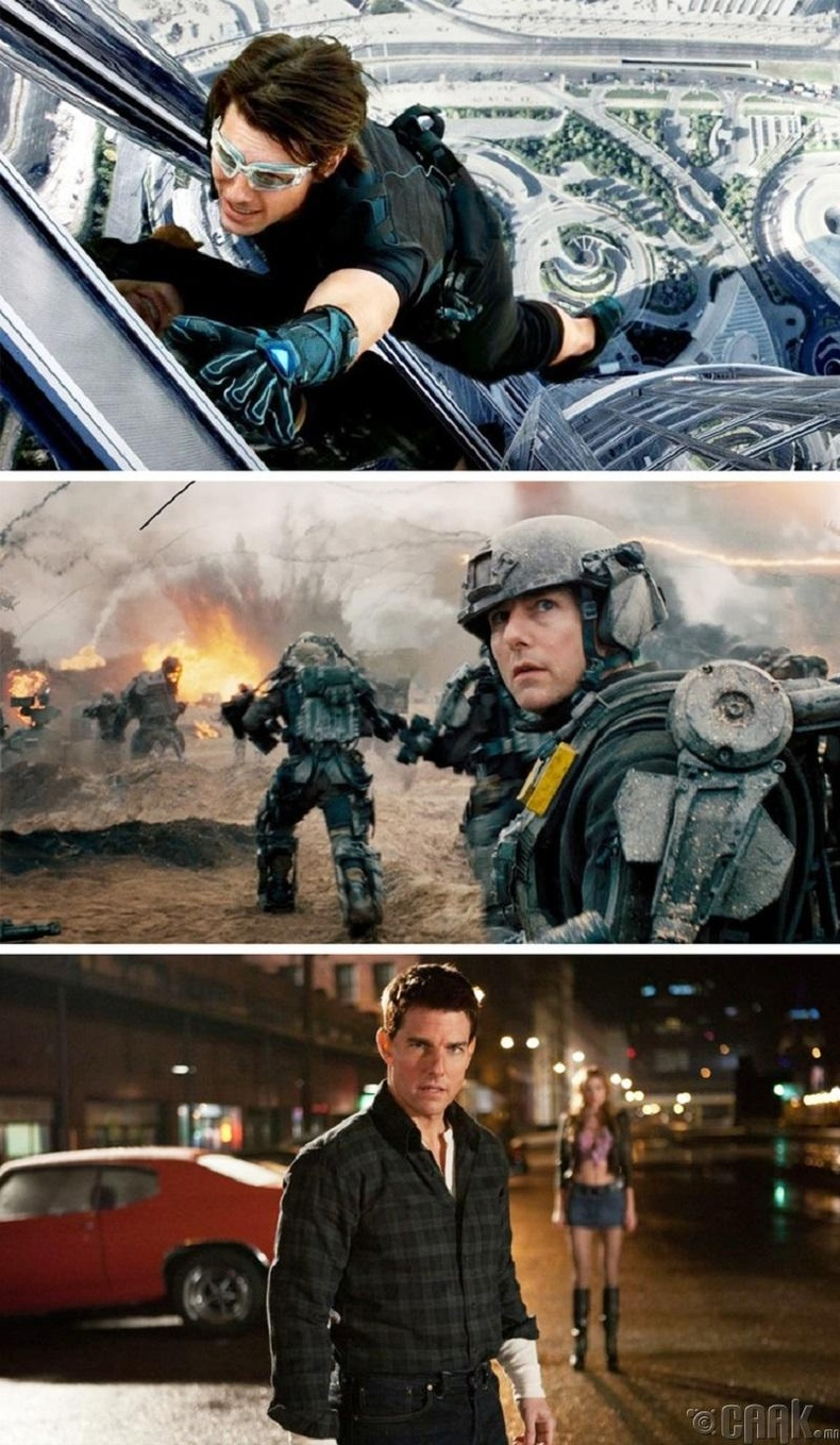 Том Крүз (Tom Cruise)