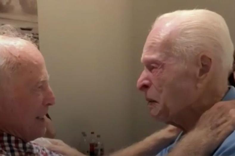 """""""Холокостоос болж 75 жилийн өмнө хагацаж байсан ах дүү хоёр"""""""