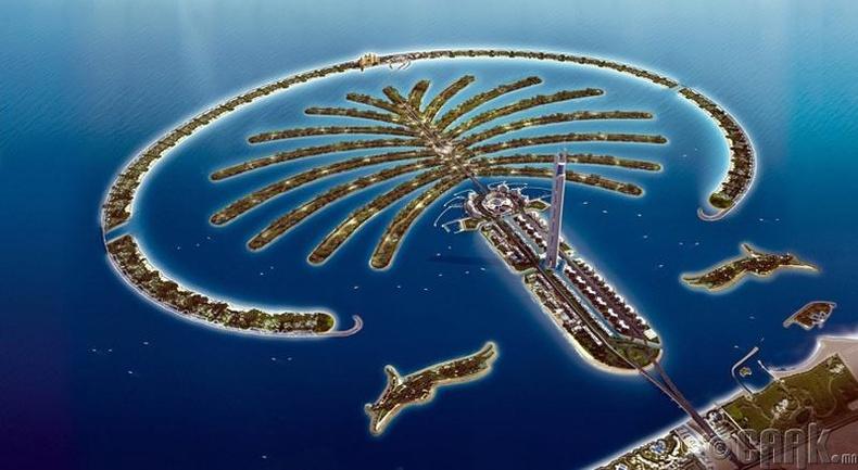 Дал модны арал, Дубай