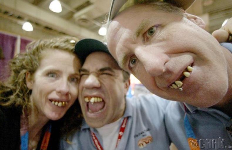 """Жонн Вайт - """"Billy Bob"""" шүд"""