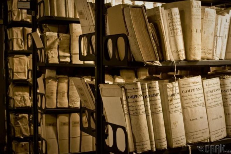 Ватиканы нууц архив