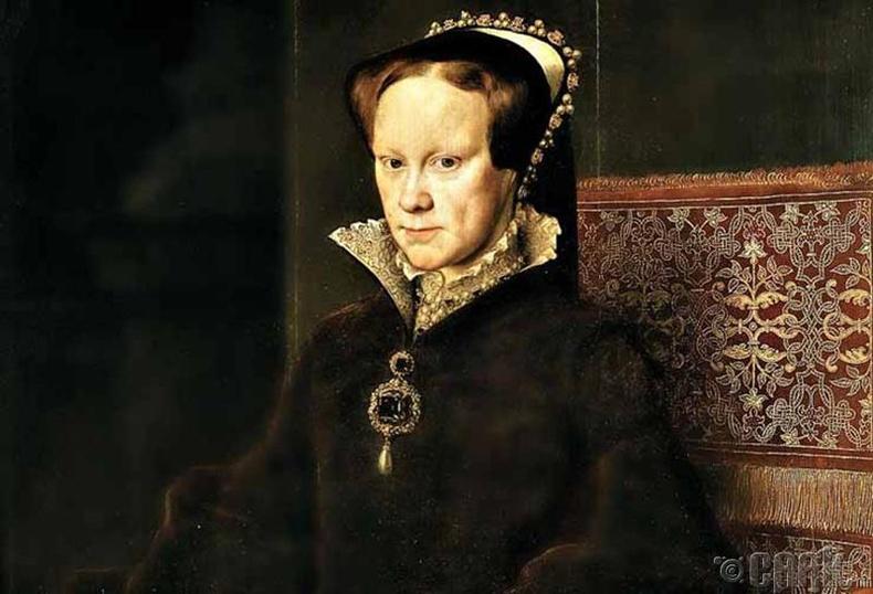 Английн Хатан хаан I Мэри
