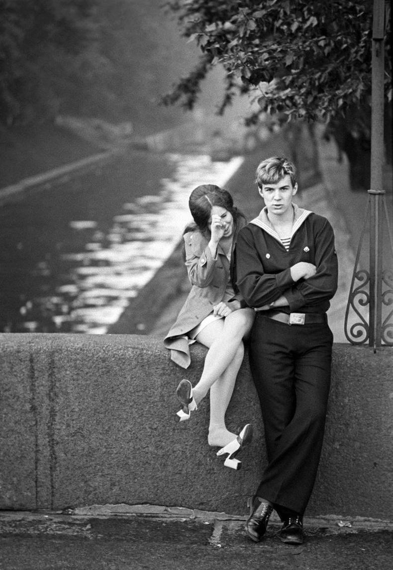 Ленинград, ЗХУ, 1977 он
