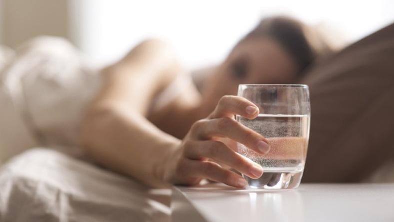 Уух зүйлээ зөвхөн усаар соливол юу болох вэ?