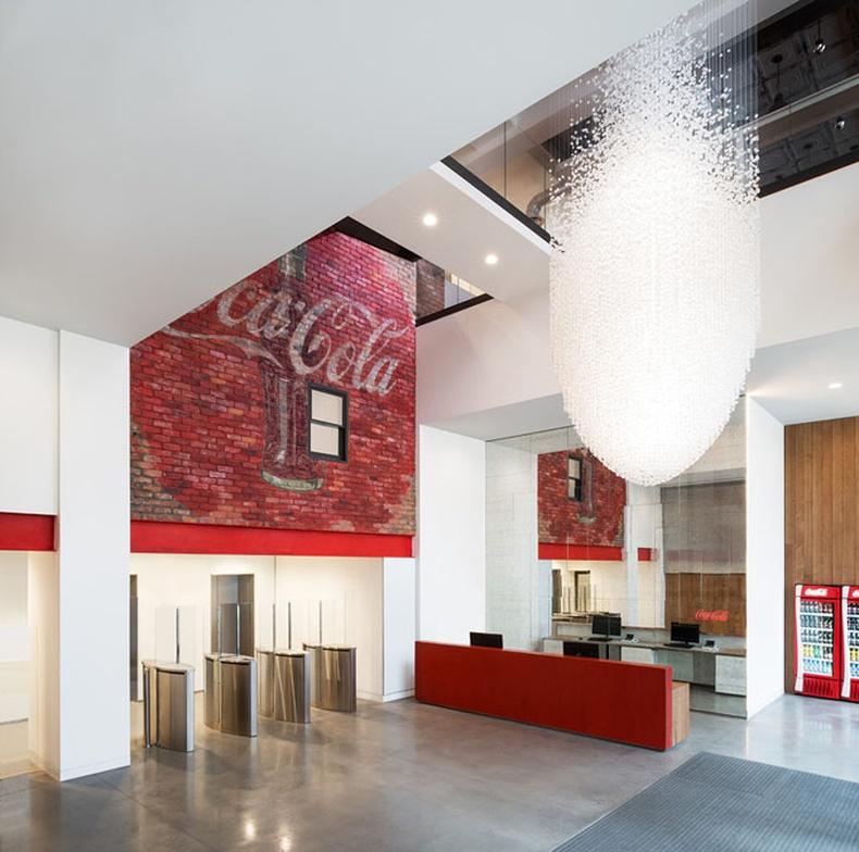 Лондон дахь Coca Cola-гийн шинэ офис