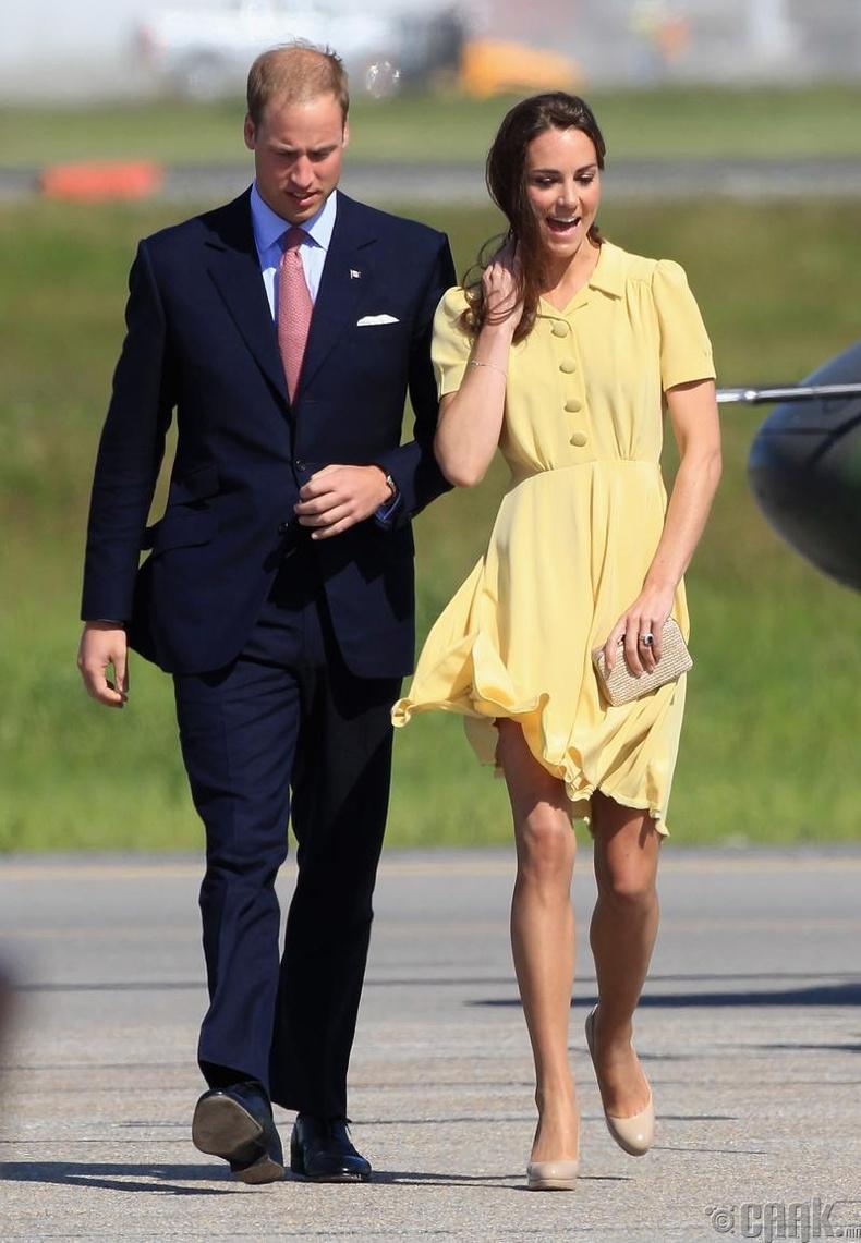 Кембрижийн гүнгийн ахайтан Кейт Миддлтон (Kate Middleton)