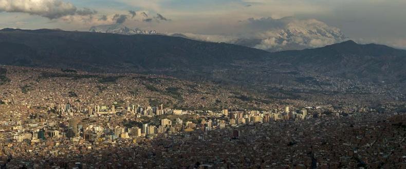 Ла Пас, Боливи