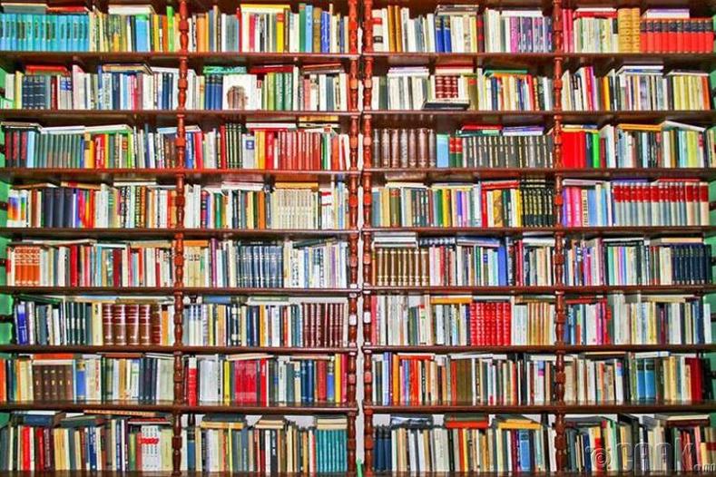 Асар том номын сан