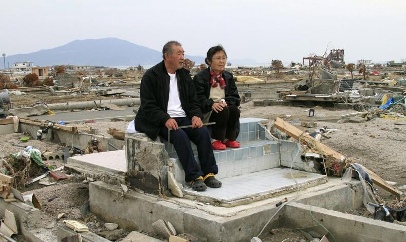 Цөмийн гамшигт өртсөн Фукушимагийн өнөөгийн дүр төрх