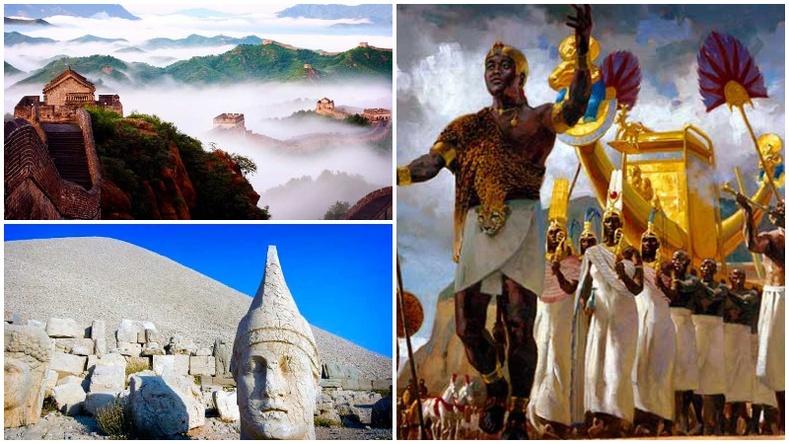Дэлхийн хамгийн эртний 10 соёл иргэншлийн тухай сонирхолтой баримтууд
