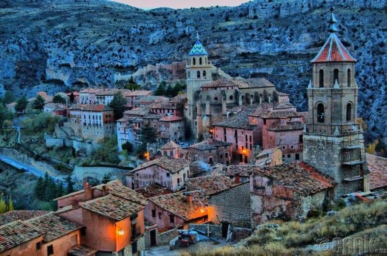 Альбаррасин, Испани