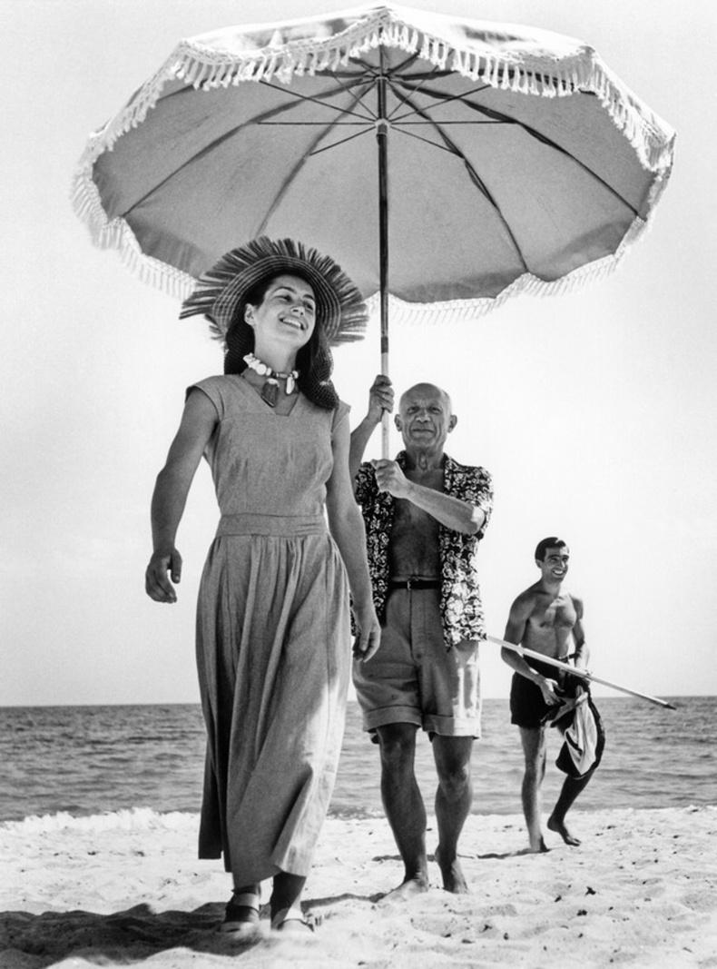Пабло Пикассо , Франсуаза Гилот нар. 1948 он