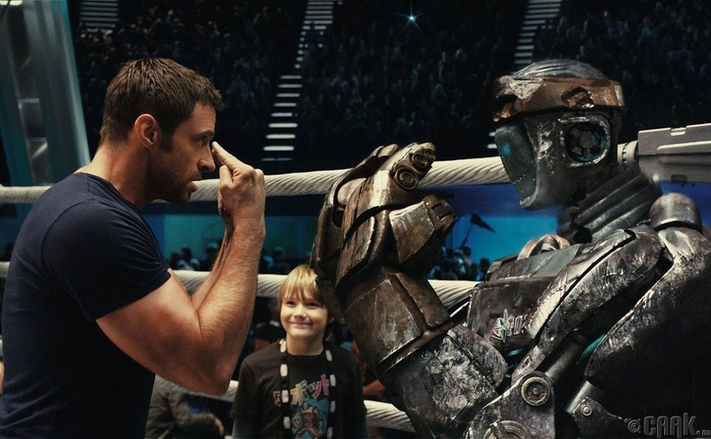 """Real Steel"" (2011)"