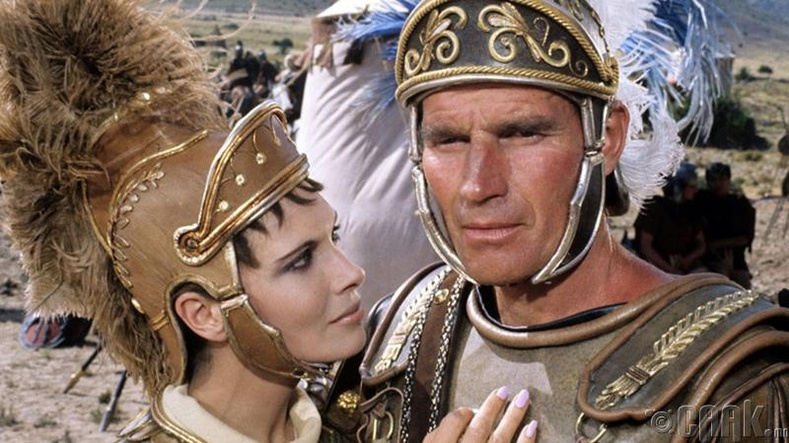 Хилдегард Нэйл (Hildegarde Neil) — Antony and Cleopatra (1972)