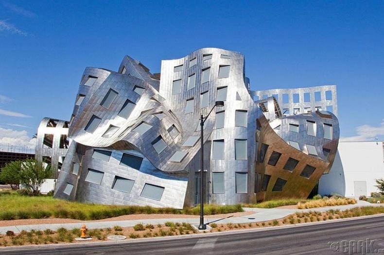 Лу Руво дахь Тархины эрүүл мэндийн төв, Лас Вегас