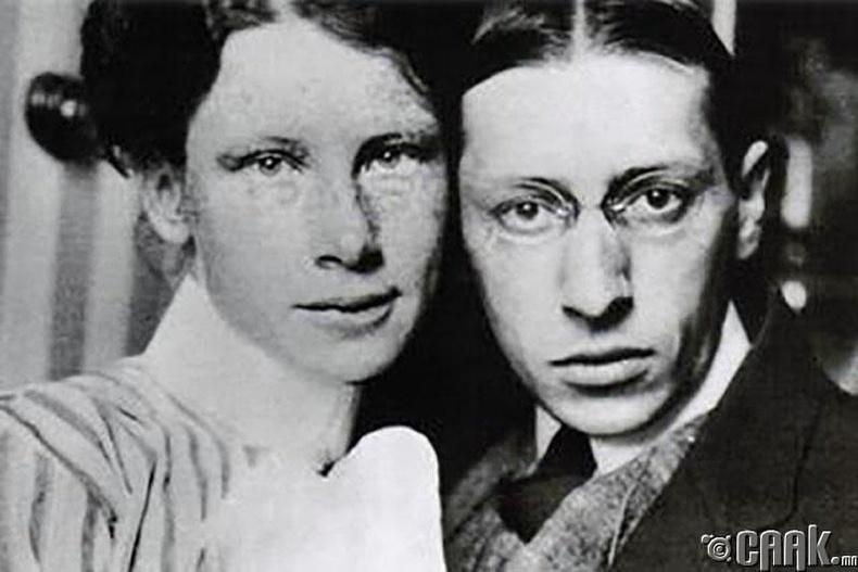 Игорь Федорович Стравинский (Igor Stravinsky)