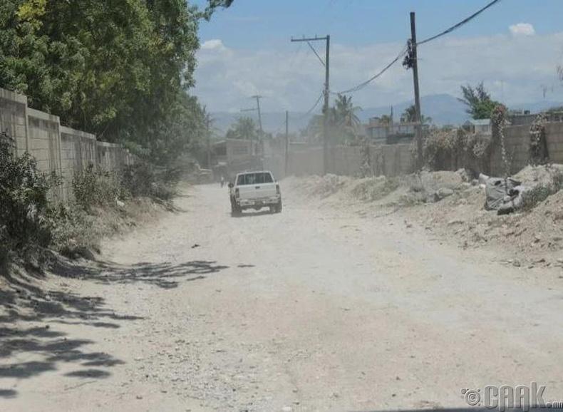 Гаити - 2.1 оноо
