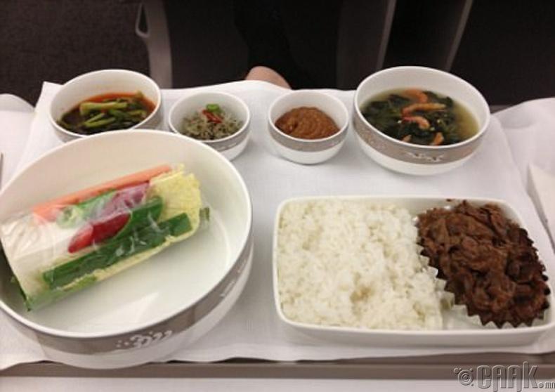"""""""Korean Air""""-ийн бизнес зэрэглэл"""