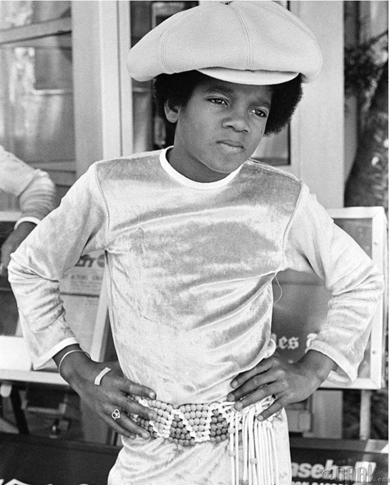 Майкл Жексон (Micheal Jackson) 12 настайдаа, 1971 он