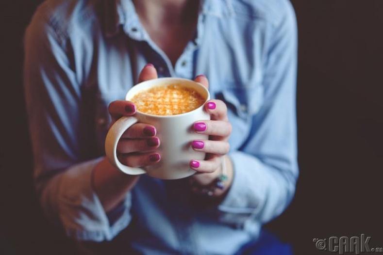 Кофе уух