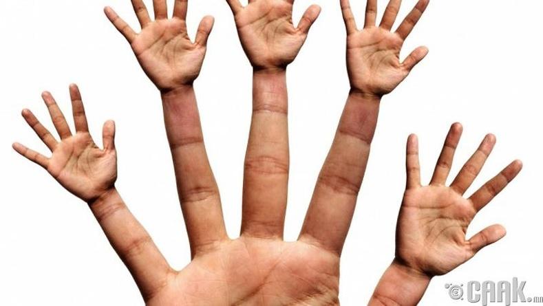 """""""Mr. Hands"""""""