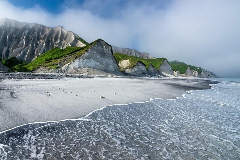 Орос, Японы булаацалддаг Курилийн арлуудын үзэсгэлэнт төрх
