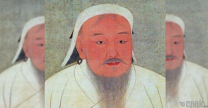 Чингис Хаан - 100 гаруй их наяд ам.доллар
