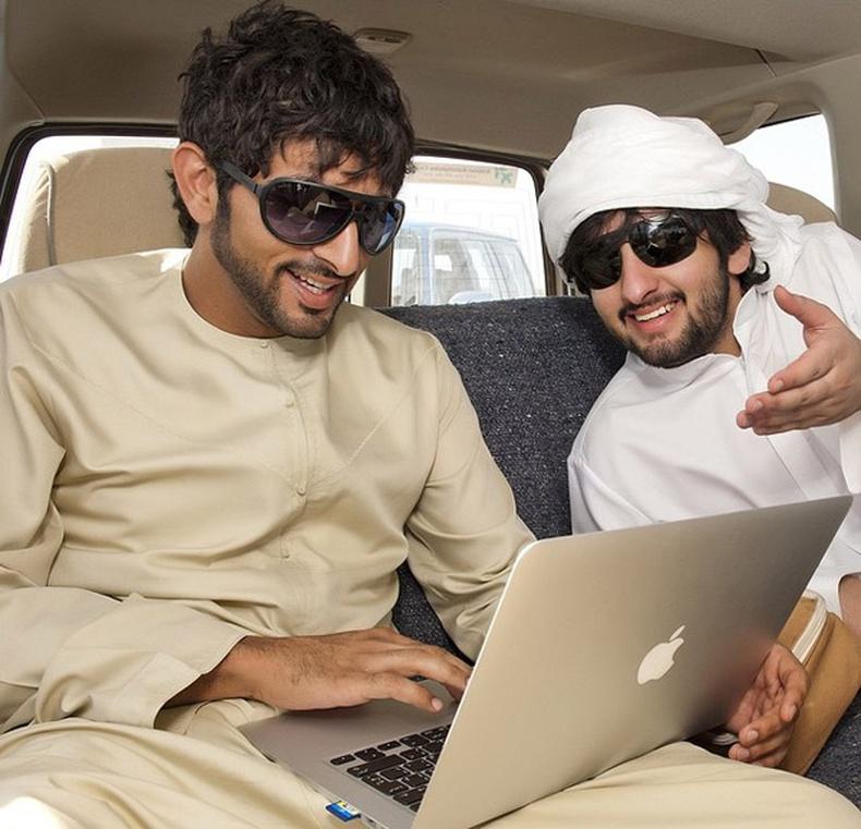 Дубайн ханхүүгийн амьдрал