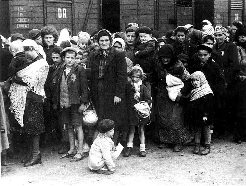 Холокостын үеийн үхлийн марш - 1944-1945 он