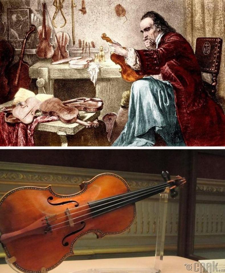 Страдивари хөгжмийн зэмсэг