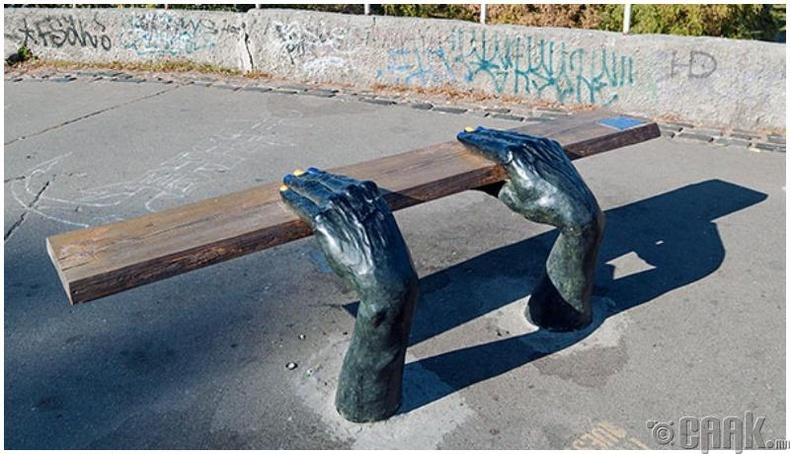 Гартай сандал - Украйн/Киев хот