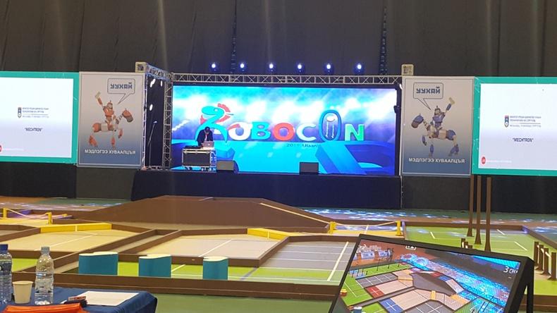Монгол улс энэ жил анх удаа Олон Улсын Робокон тэмцээнийг эх орондоо зохион байгуулна