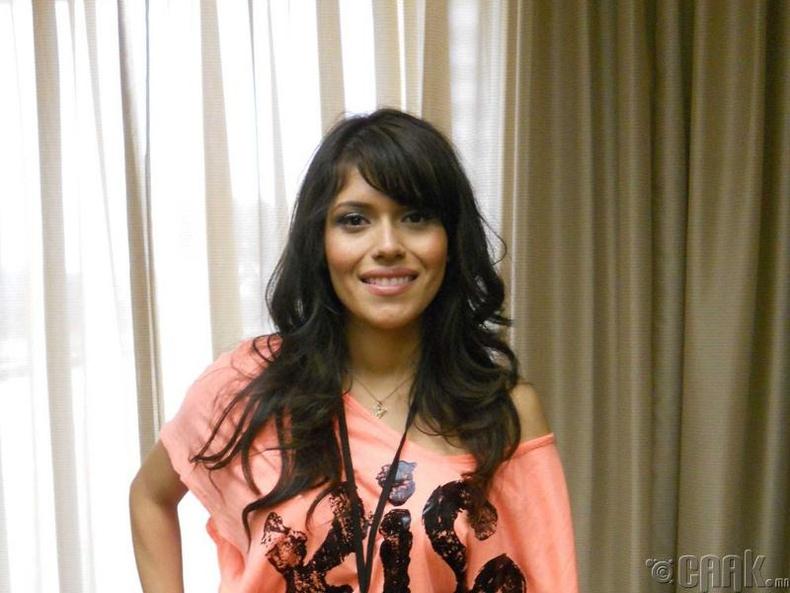 Вэнэсса Артэйга (Vanessa Arteaga)