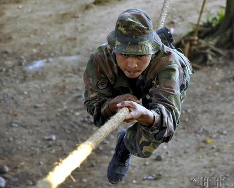 Филиппиний арми