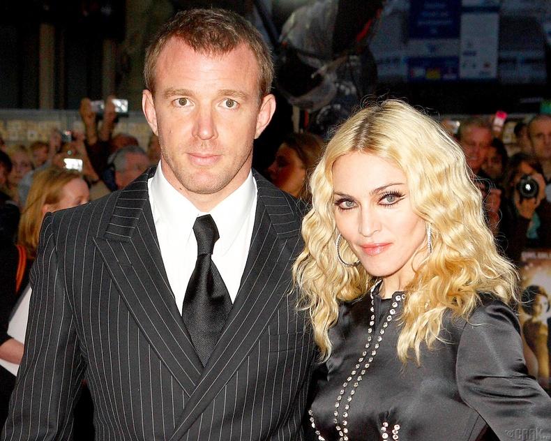 Гая Ричи, Мадонна (Guy Ritchie & Madonna) - 76-92 сая ам.доллар